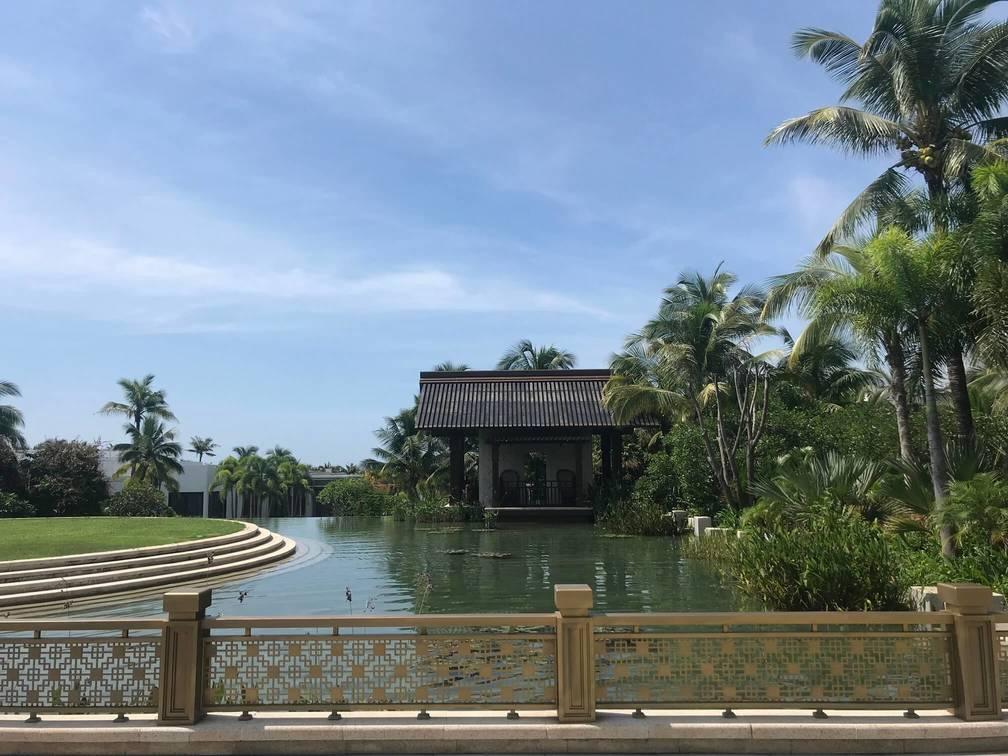 探店 三亚嘉佩乐酒店-胡自自博客